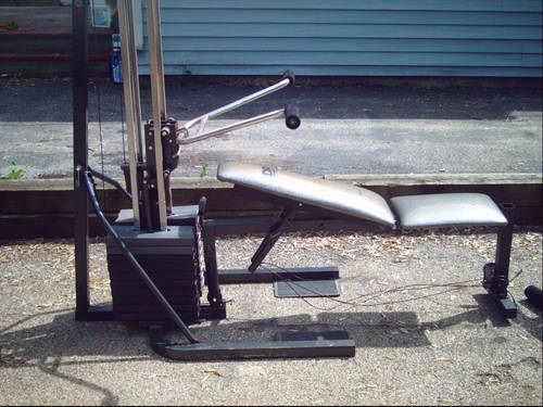 Ut Quest Login >> DP DUAL TRAC 20 WORKOUT BENCH for Barter, Trade and Swap - Lilburn, GA (Georgia) 30047, United ...
