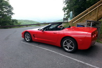 2004 Corvette Convertible