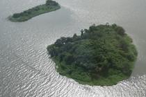 Island near Costa Rica